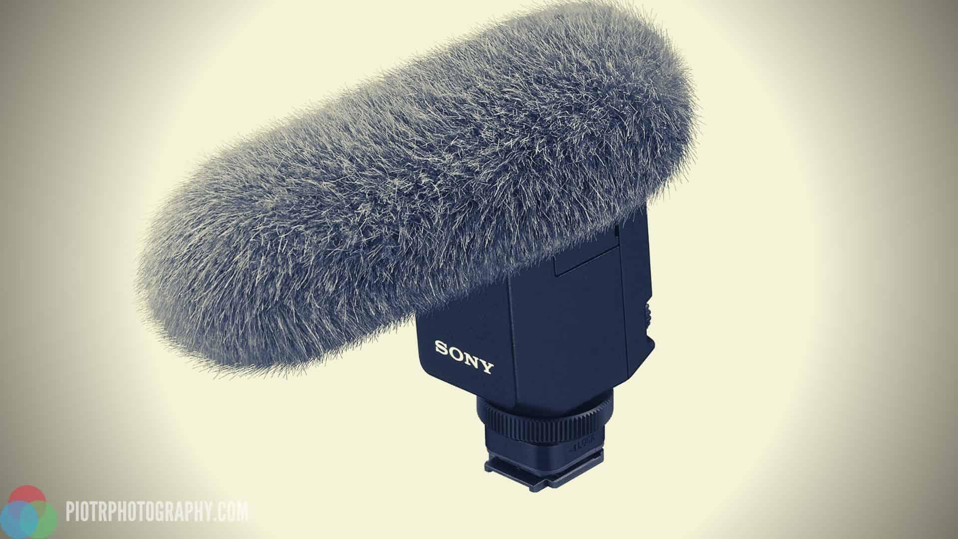 Sony ECM B1M featured