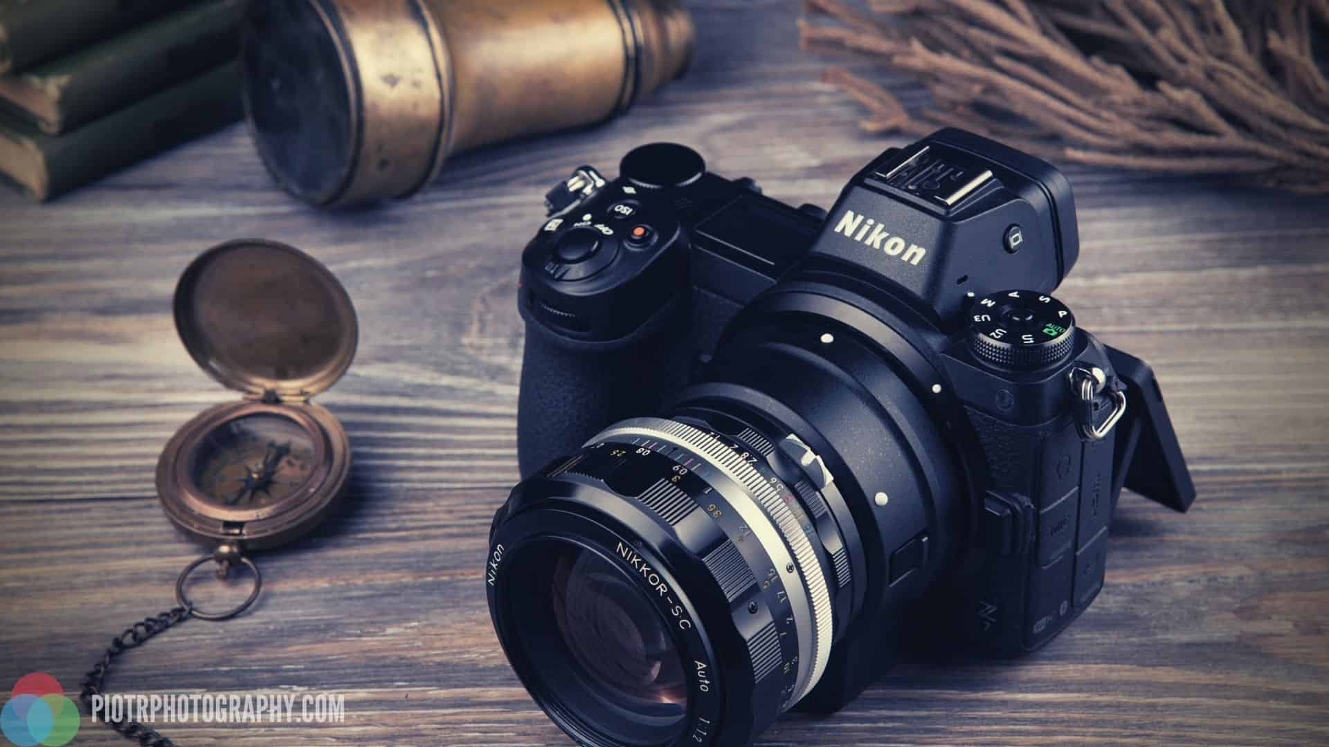 New Life for Old Lenses on the Nikon Z System