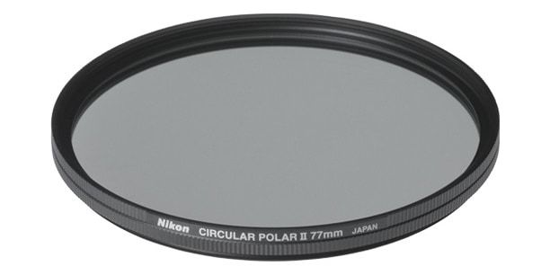 Nikon Polarizing Filter for 77mm Lenses.